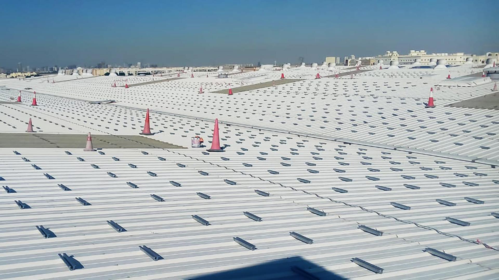 U.A.E. 8 MW