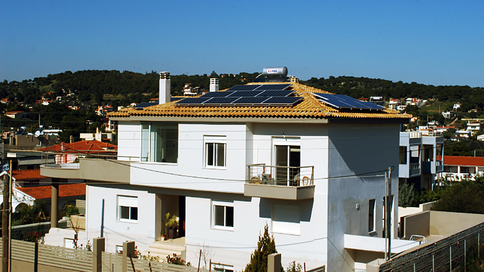 Read more about the article Αττική Ελλάδα 5 KW