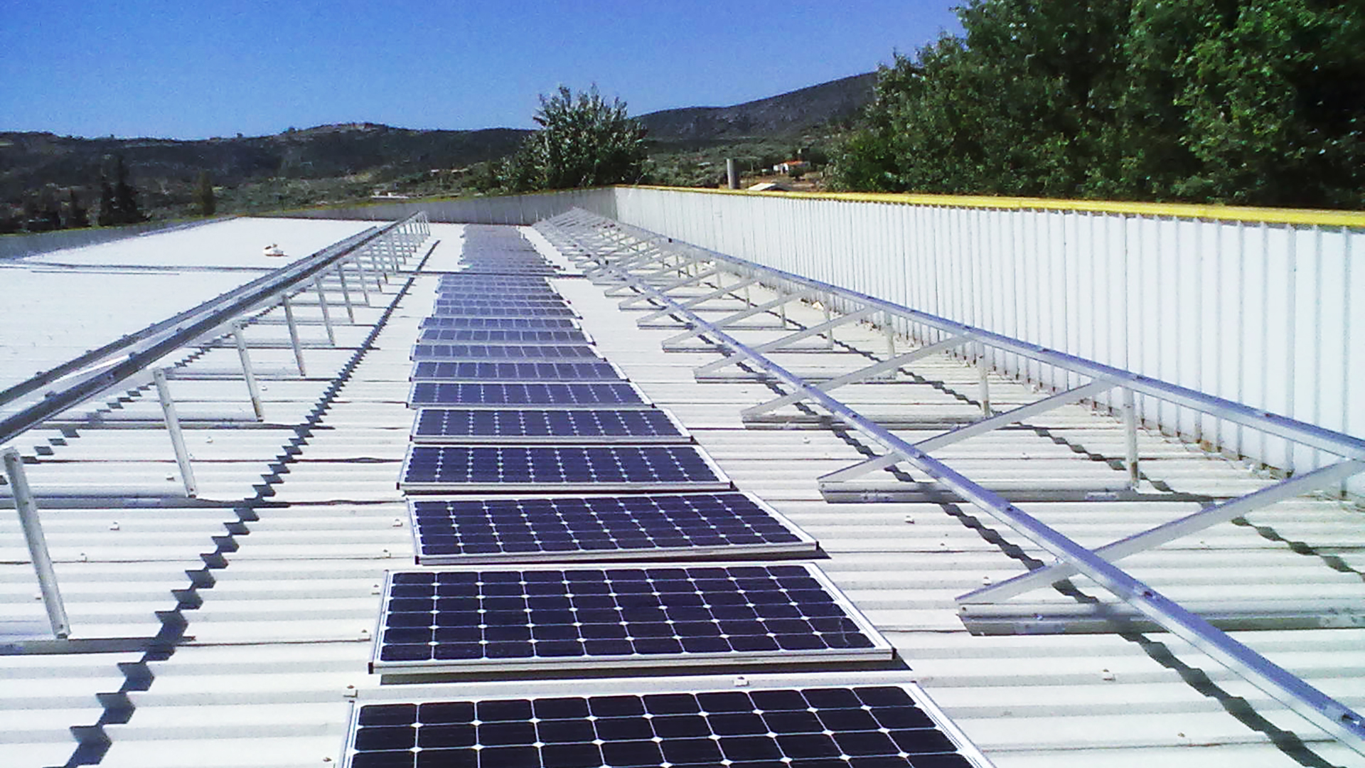 Read more about the article Αττική Ελλάδα 150 KW